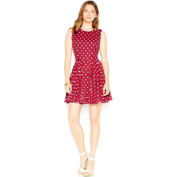 Anthropologie Dresses & Skirts - Polka Dot Dress